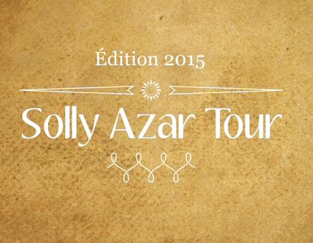 Solly Azar Tour
