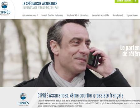 Ciprés Vie – Film d'accueil